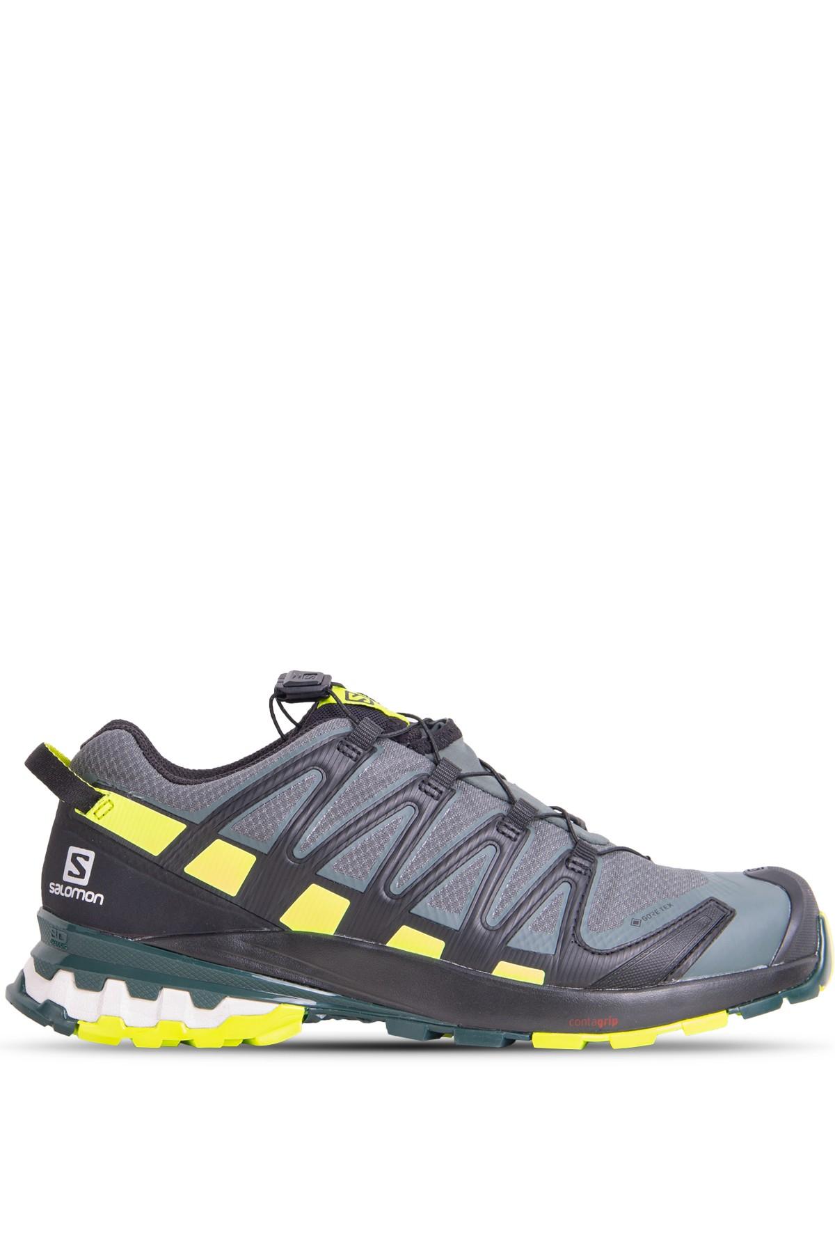 Saloman Erkek Haki Outdoor Ayakkabı(L41118000)