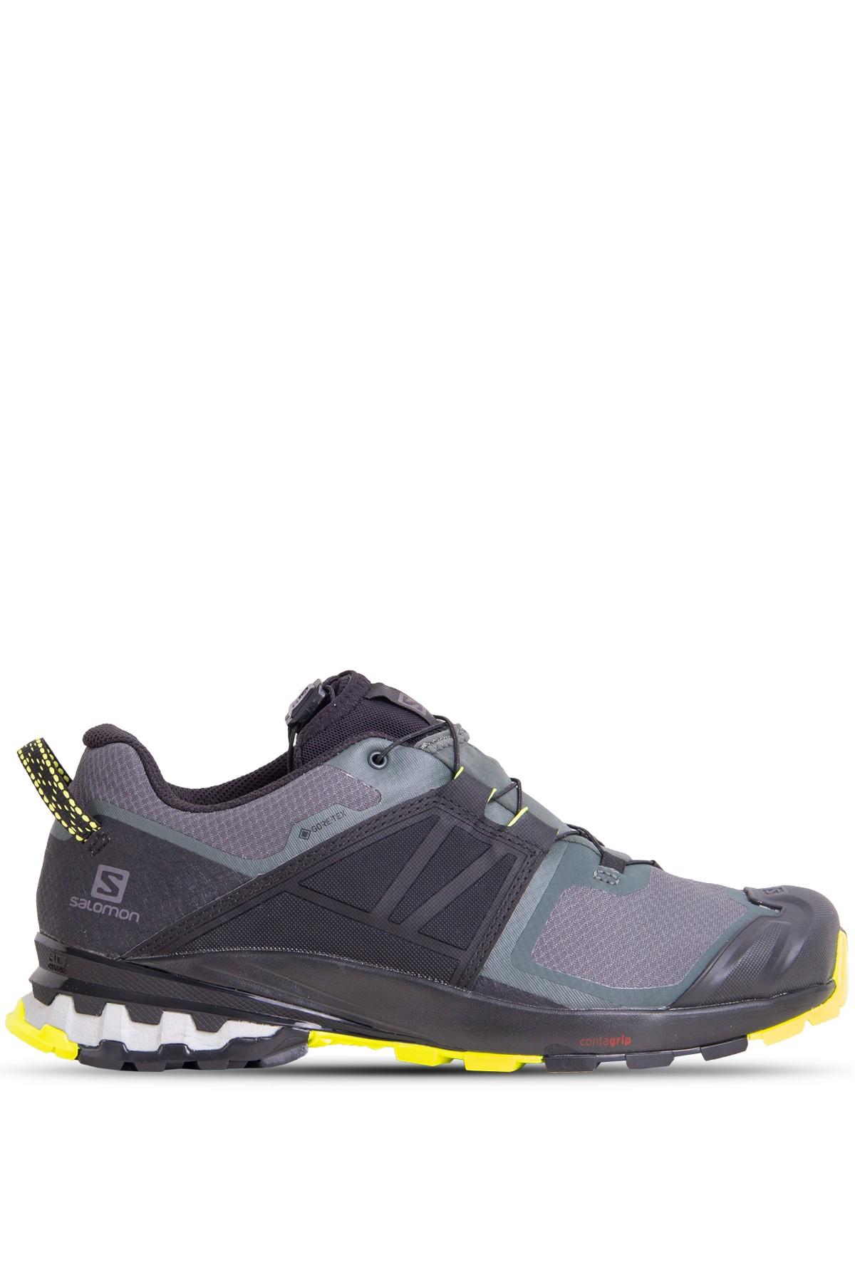 Salomon Erkek Haki Outdoor Ayakkabı (L40988400)
