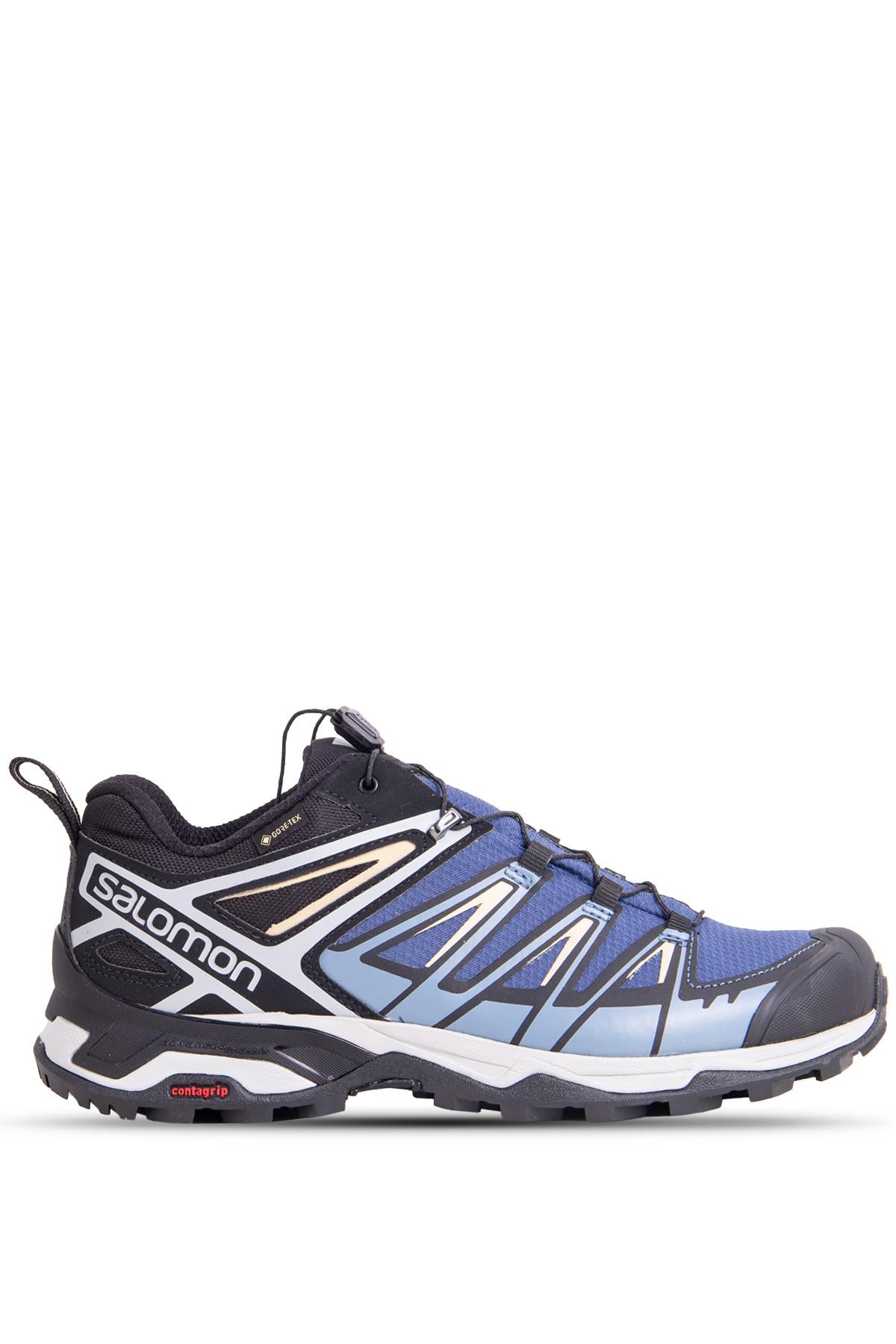 Salomon Erkek Mavi Outdoor Ayakkabı (L4116850)