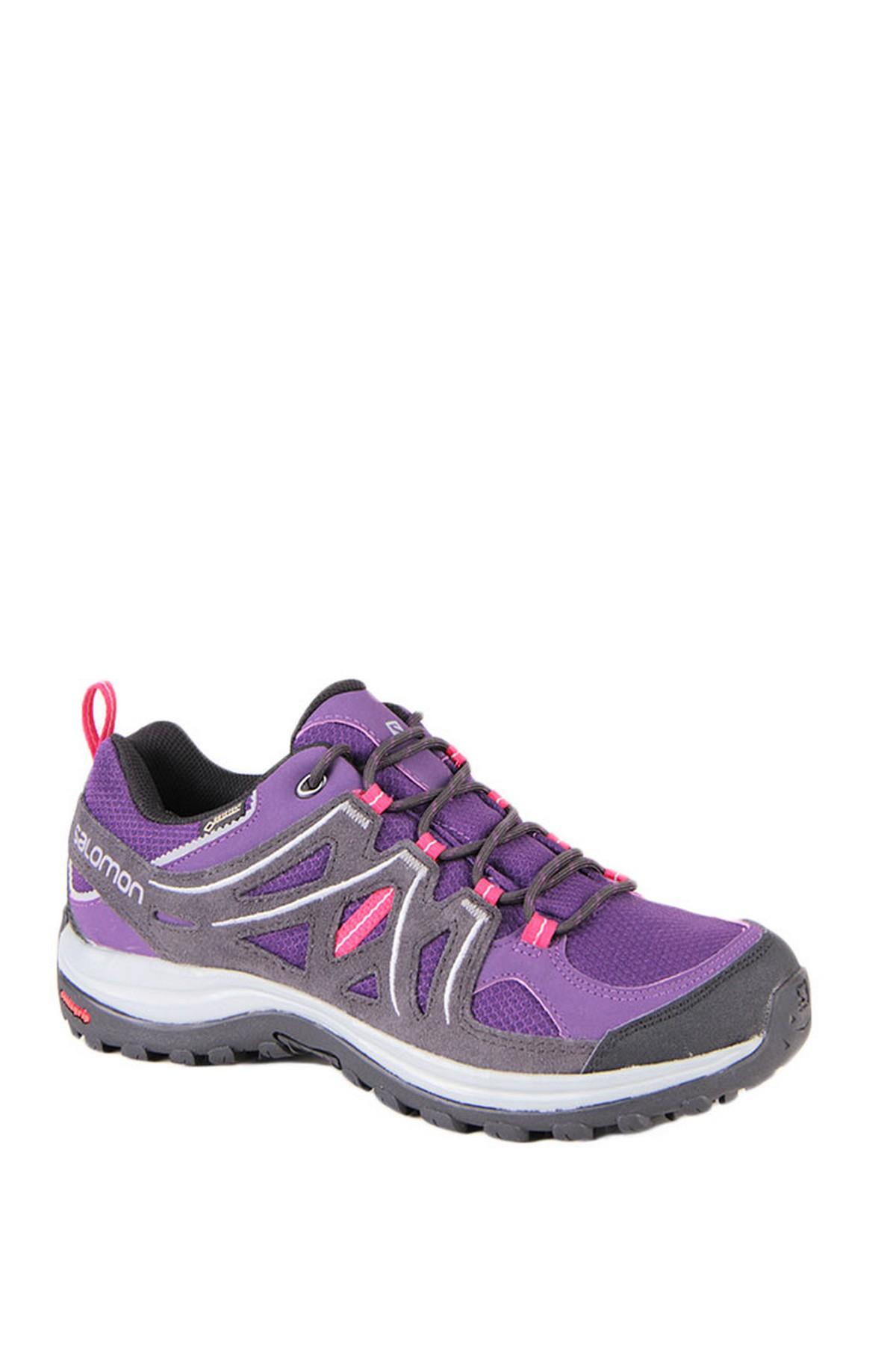 Salomon Ellipse 2 GTX Outdoor Kadın Ayakkabı Mor (L37920200)