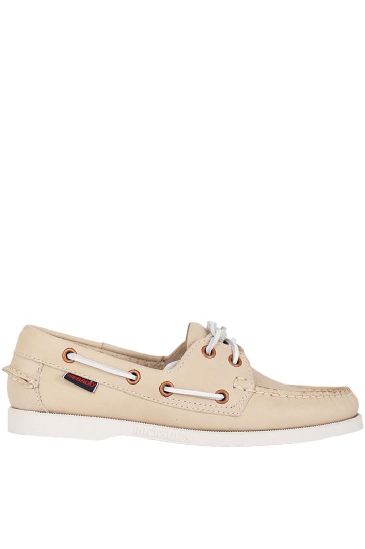 Sebago Günlük Kadın Ayakkabı Krem (B413101)