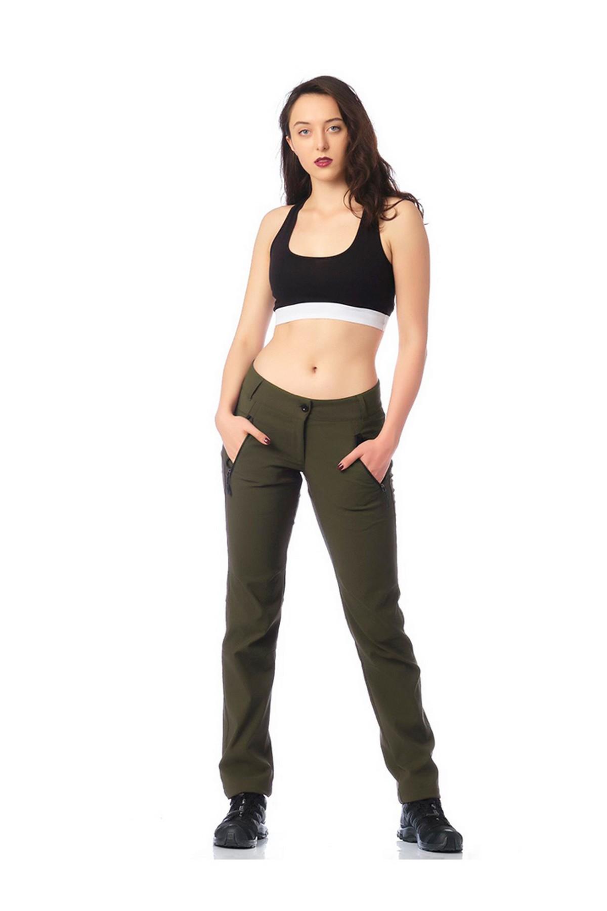 Steinbock Kadın Pantolon Haki (90530-HKİ)