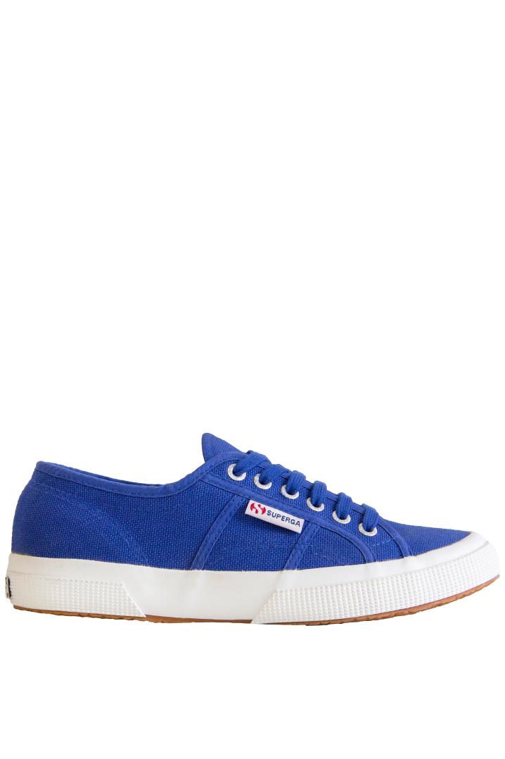 Superga Kadın Ayakkabı 2750 - Cotu Classic Koyu Mavi Renk (S000010-G88)
