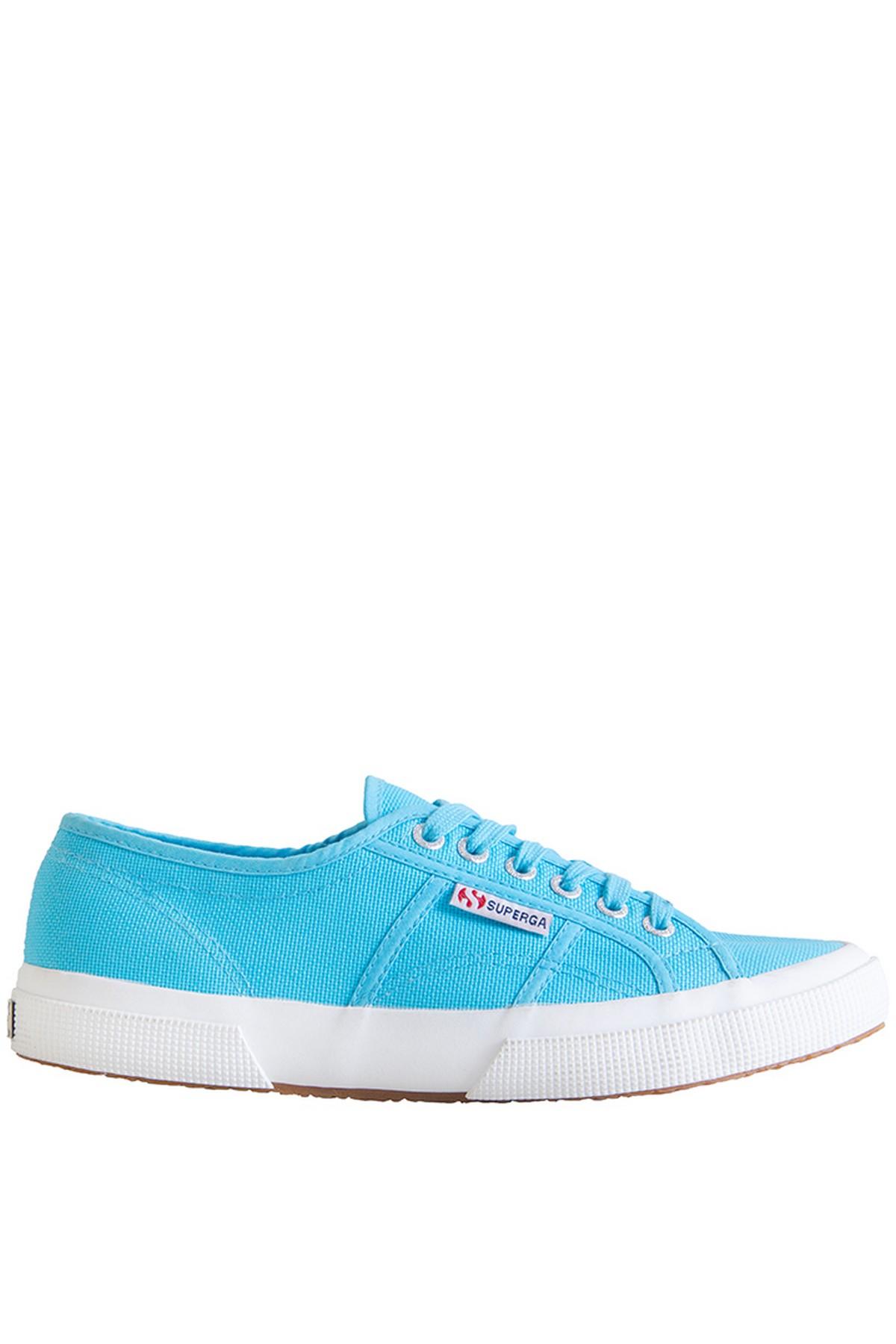 Superga Kadın Ayakkabı 2750 - Cotu Classic Turkuaz Renk (S000010-C56)