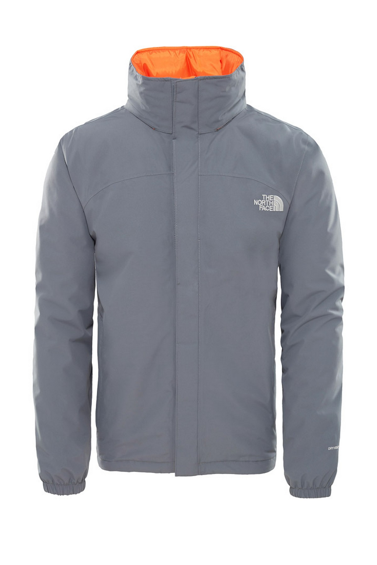 The North Face Erkek Resolve Insulated Mont Gri (T0A14Y174)