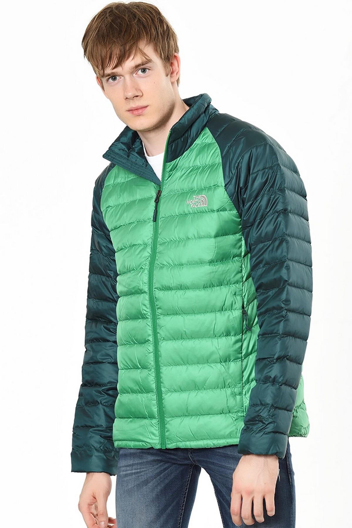 The North Face M Trevail Jacket Erkek Outdoor Mont Yeşil (T939N56WV)