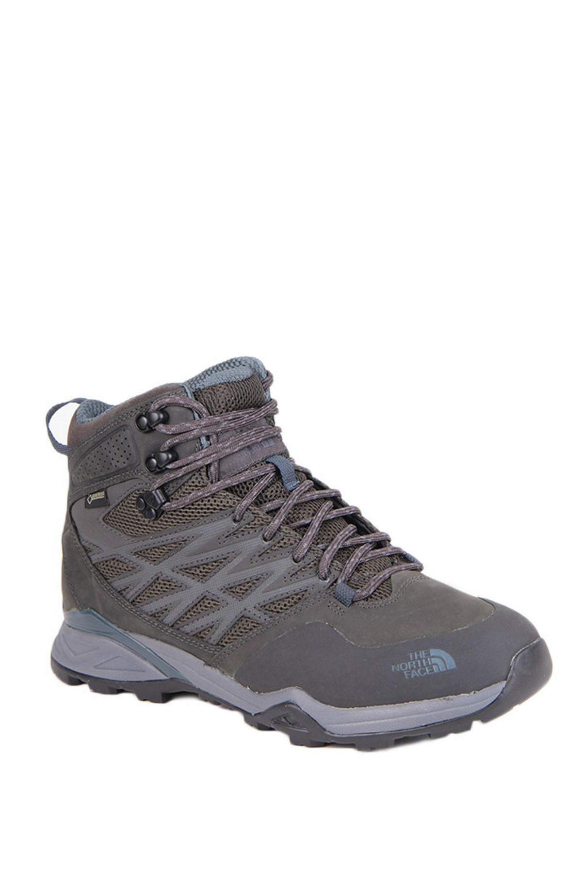 The North Face M Hedgehog Mid GTX Erkek Outdoor Ayakkabı Gri (T0CDF5YQZ)