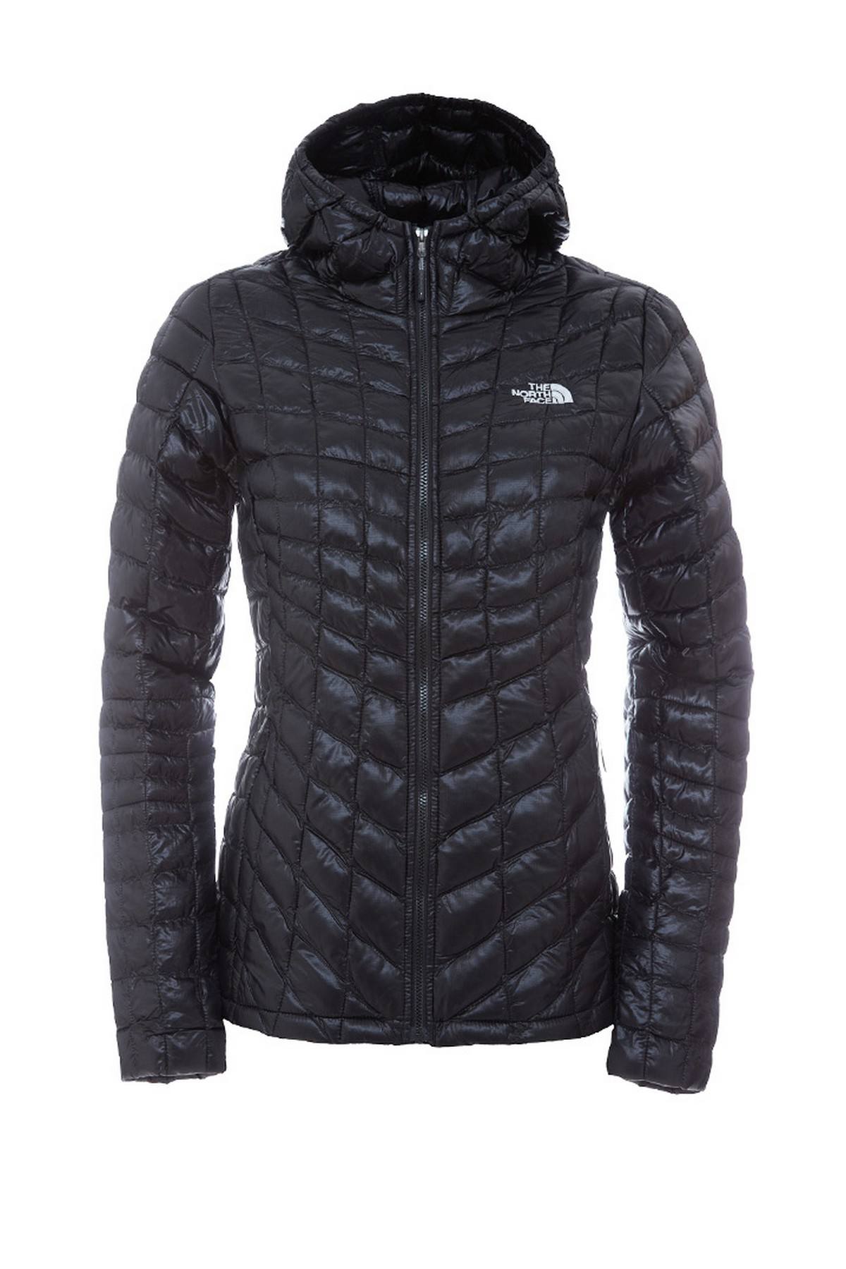 The North Face Thermoball Kadın Mont Siyah (T0CUC5JK3)
