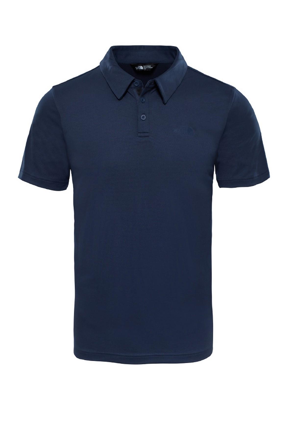 The North Face Erkek Polo T-Shirt Lacivert (NF0A2WAZH2G)
