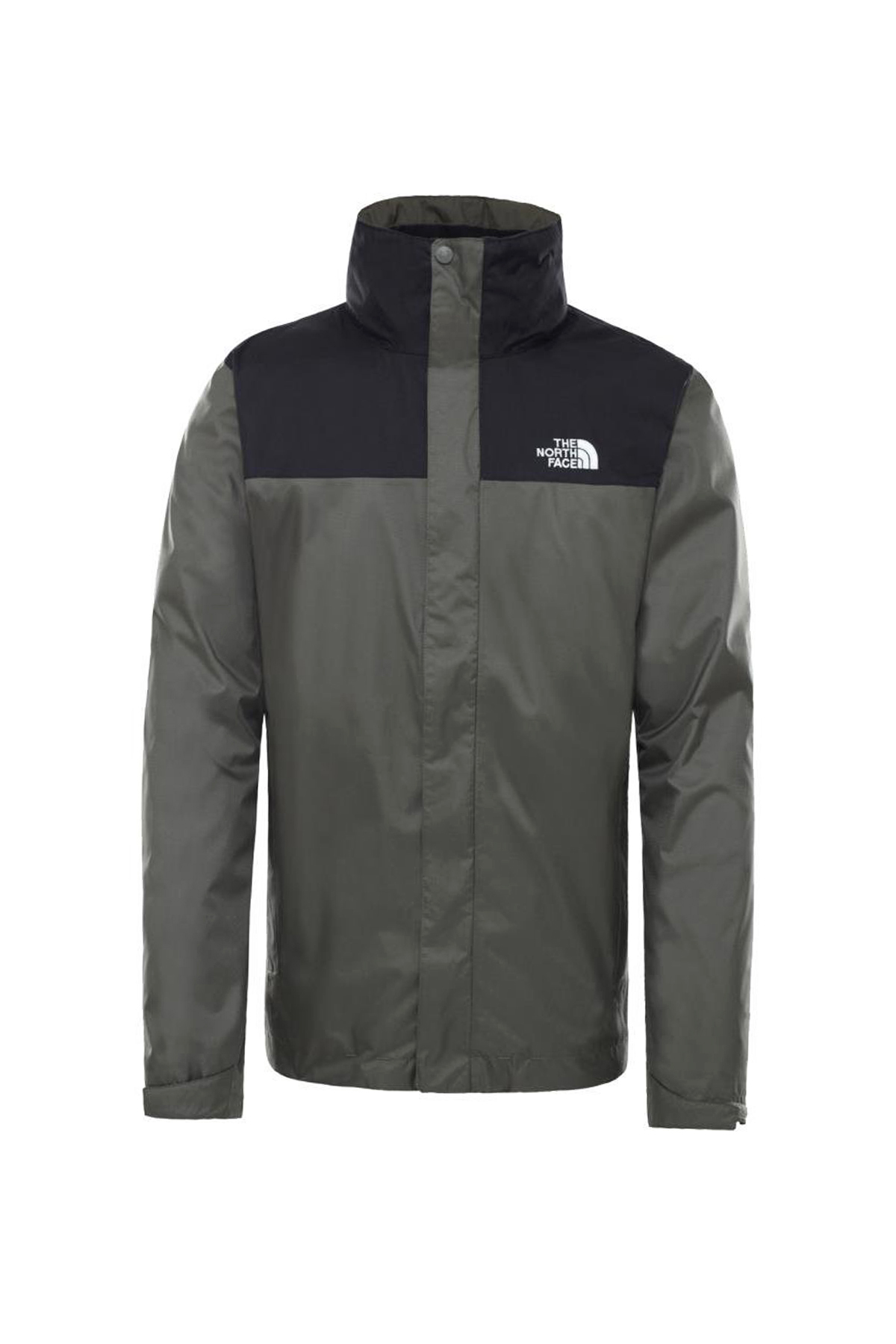 The North Face Trıclımate Jacket Erkek Haki-Siyah (NF00CG55BQW1TF11)
