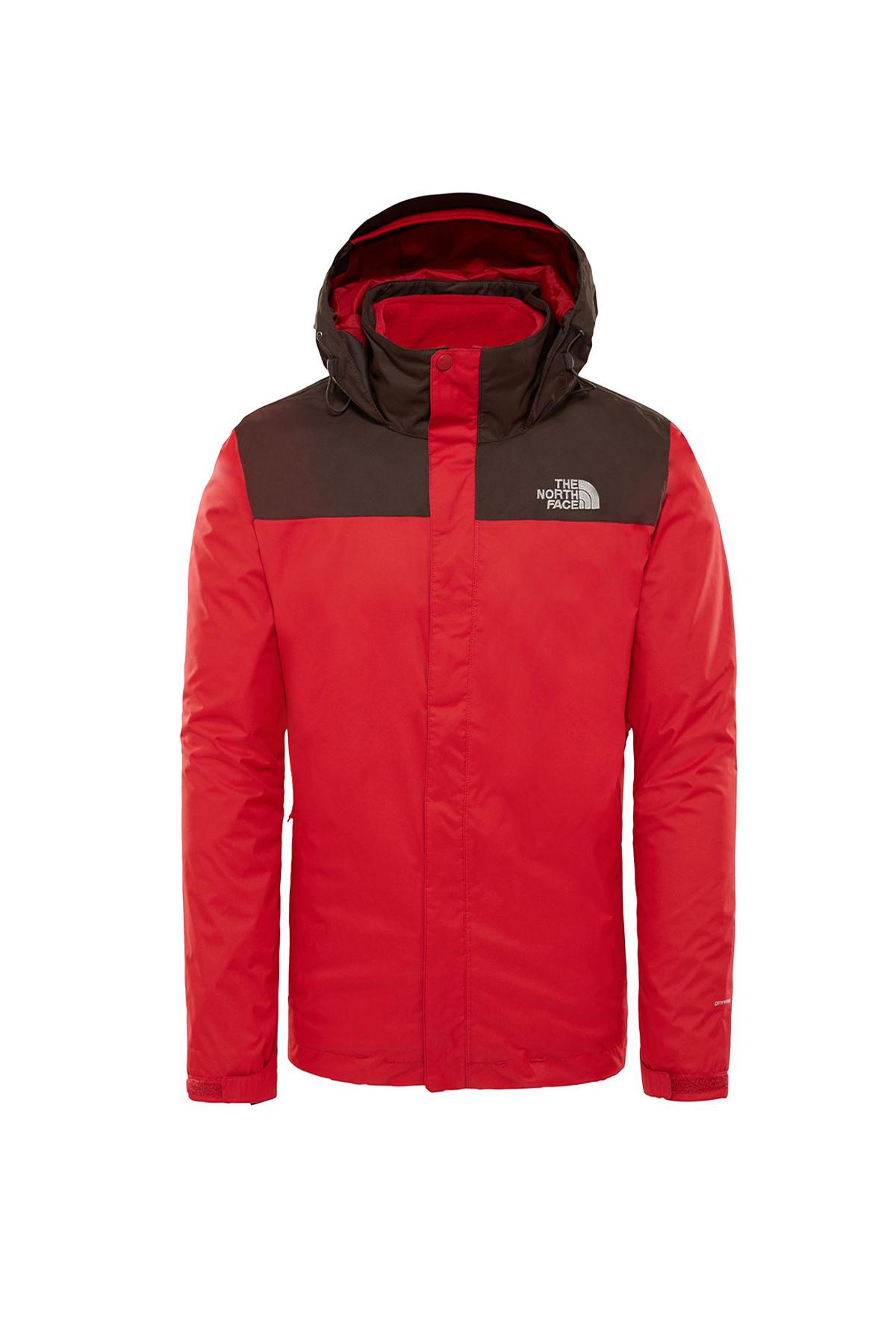 The North Face Trıclımate Jacket Erkek Kırmızı (NF00CG556KX)