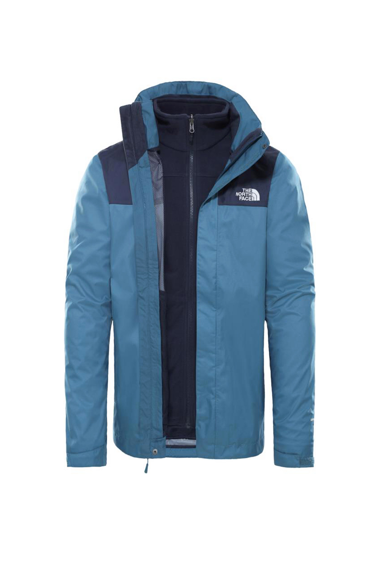 The North Face Trıclımate Jacket Erkek Mavi (NF00CG55SF61TF12)