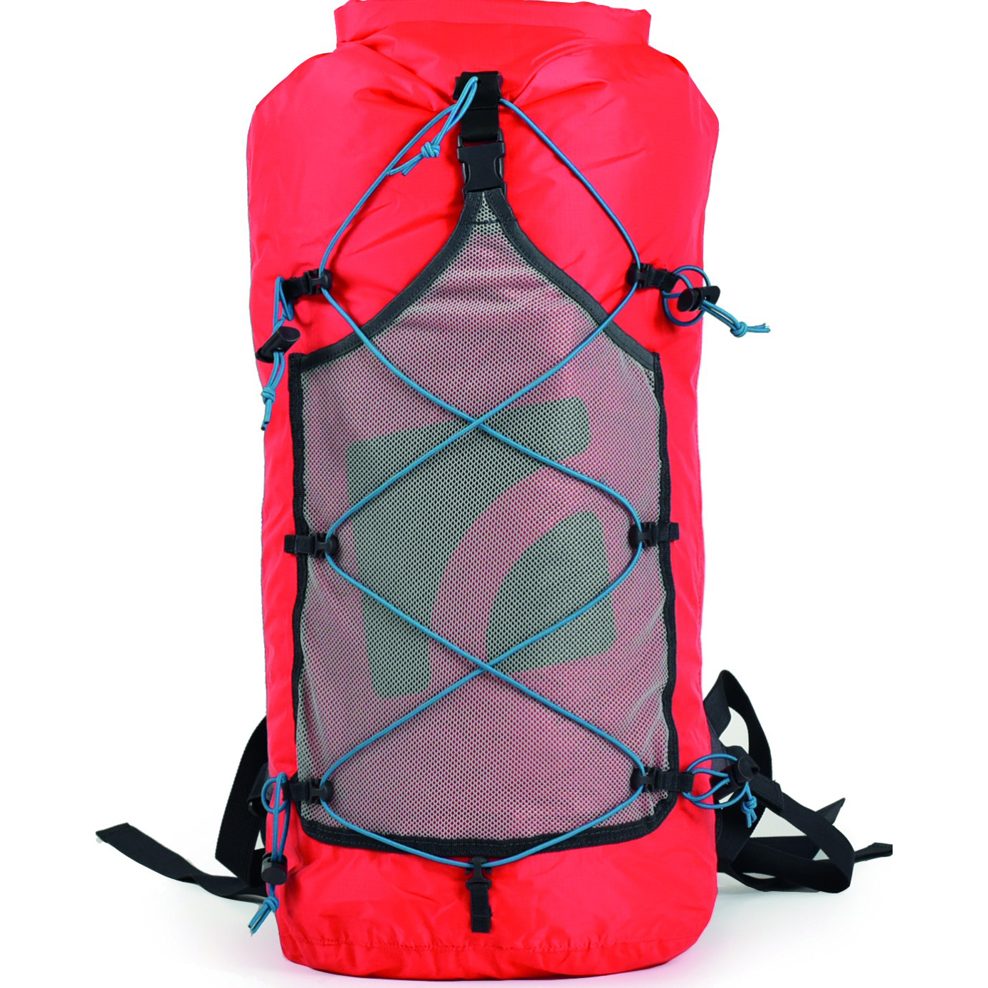 Trekmates Drypack 30L Su Geçirmez Sırt Çantası TM-X10759-30L Scarlet