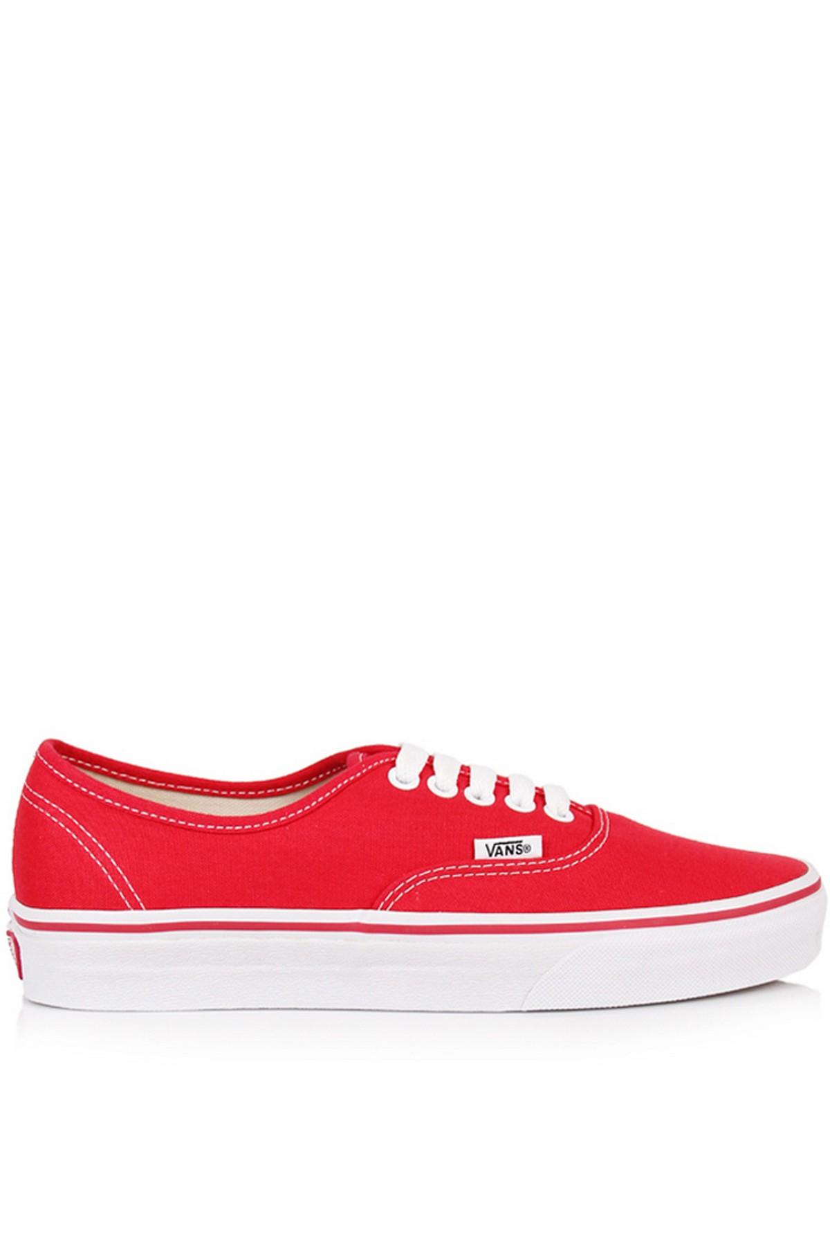 Vans Authentic Günlük  Ayakkabı Kırmızı Renk - (VEE3RED)