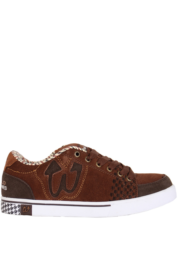 World WF0099 - CHOCO/FLANNEL