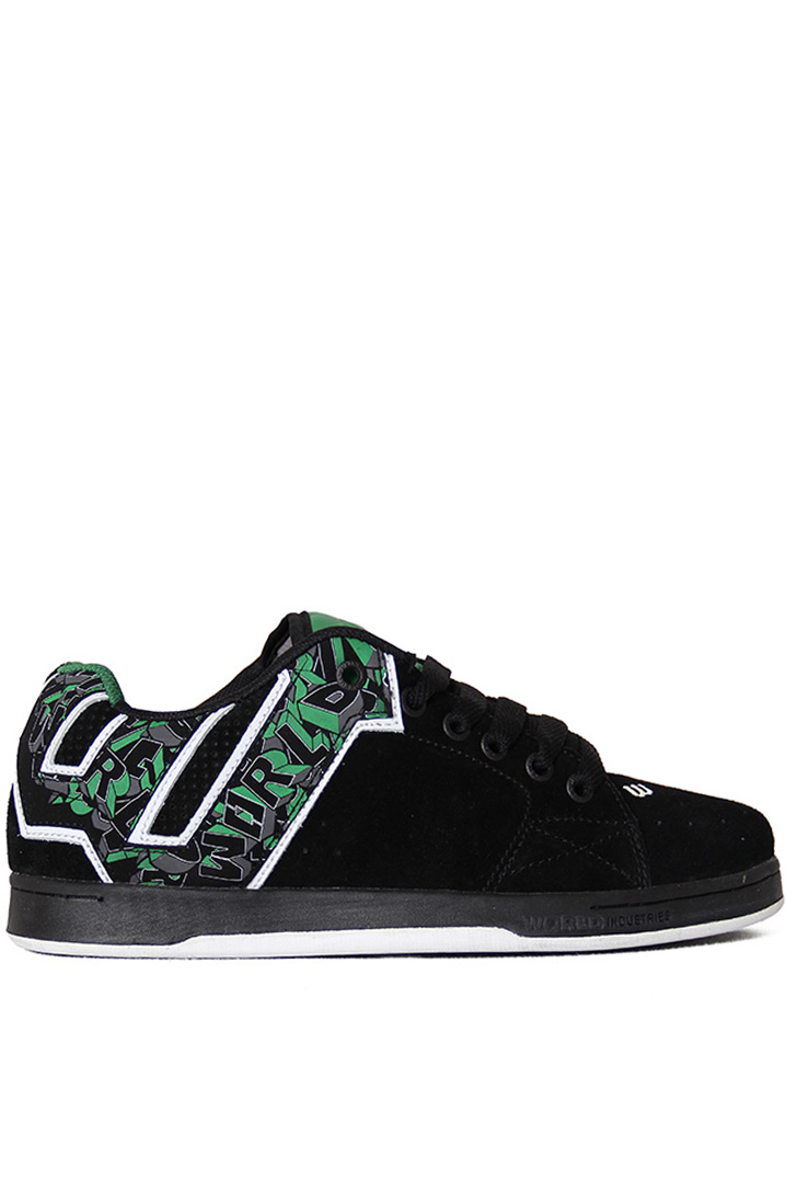 World WF0409 - BLACK/GREEN