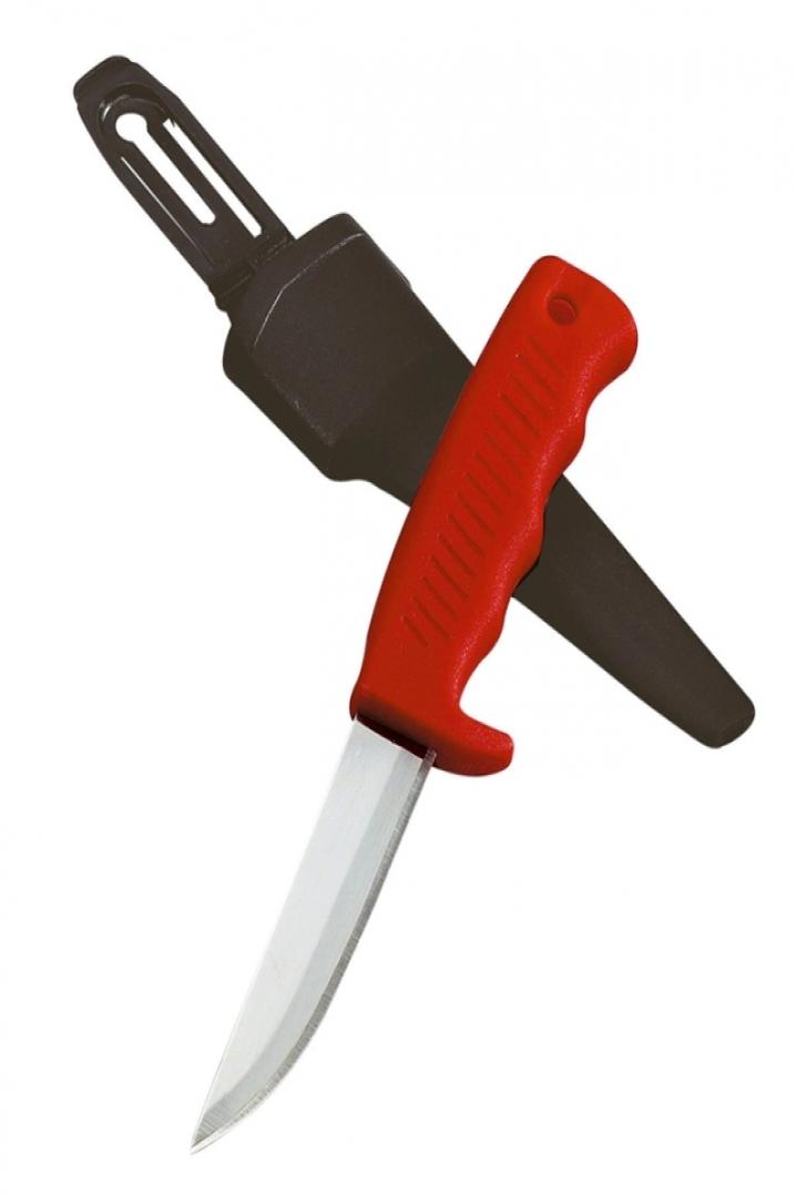 Andoutdoor Dalış Bıçağı Kırmızı WL203B