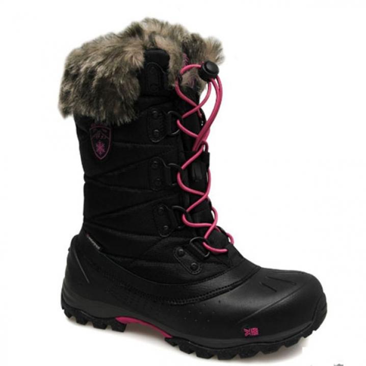 Karrimor Alaska Weathertite Kadın Botu K651 BLACK