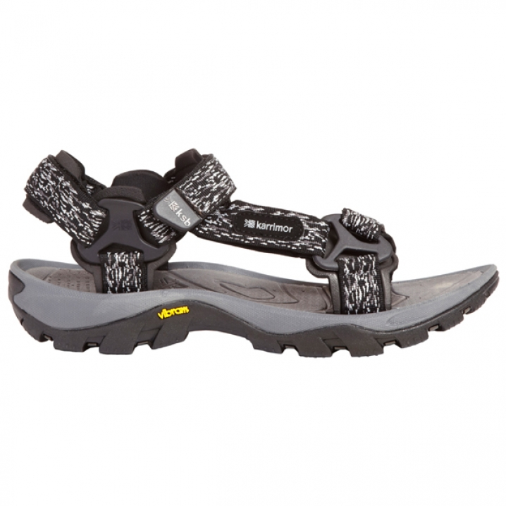 Karrimor Cayman Erkek Sandalet K372 BLACK/GREY