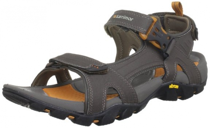 Karrimor Dominica Erkek Sandalet K494 BROWN/ORANGE