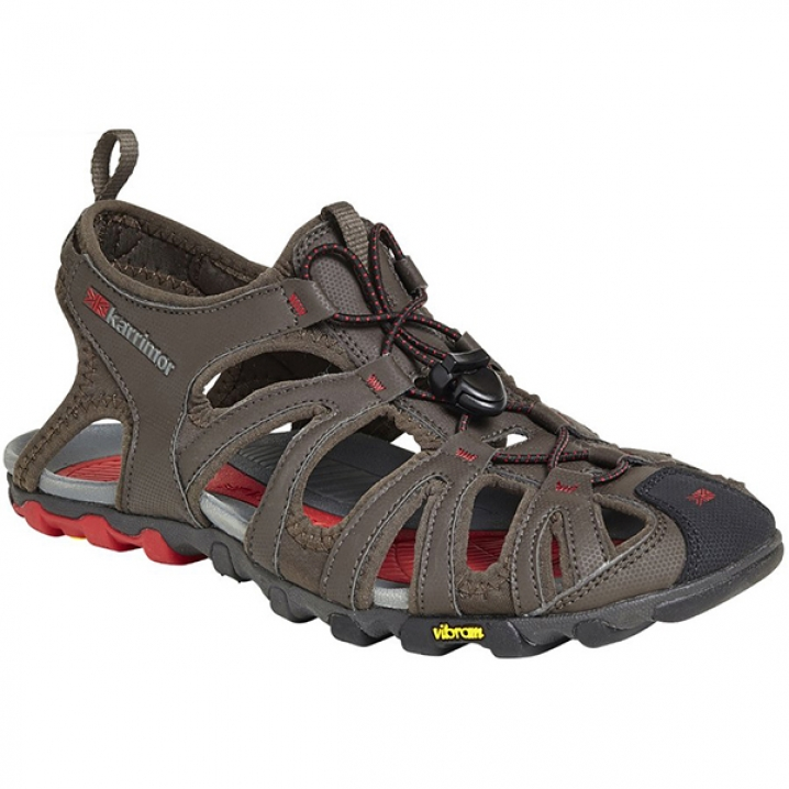 Karrimor Nevada Erkek Sandalet K704 GREY/RED