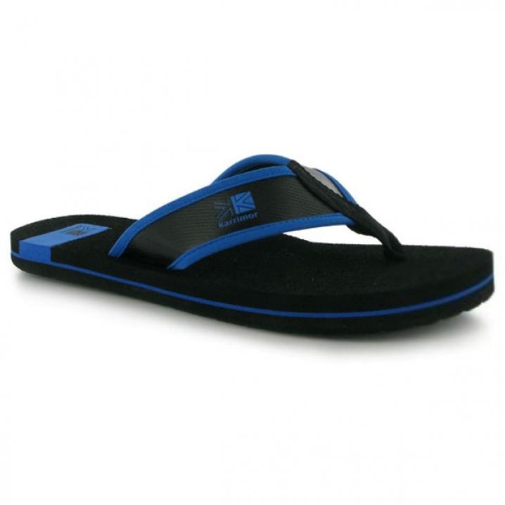 Karrimor Flip Flops Erkek Terlik 184075 BLACK/BLUE