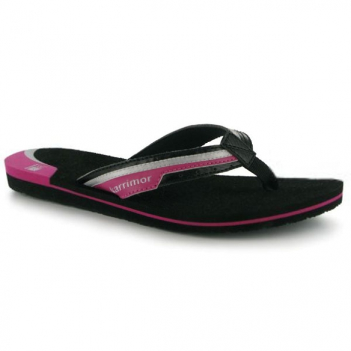 Karrimor Swell Flip Flops Kadın Terlik 188026 BLACK/PINK