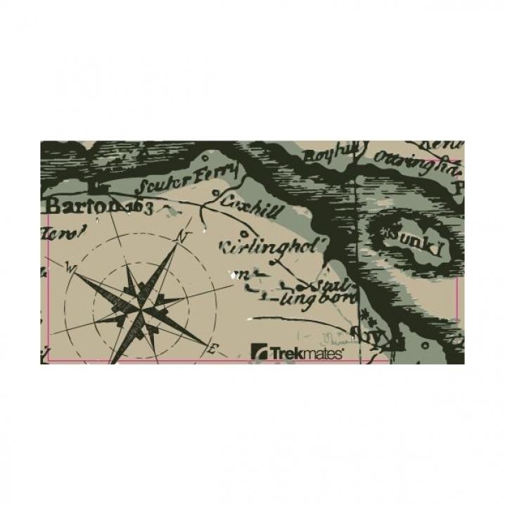 Trekmates Choob Polar Compass Bandana Chp26