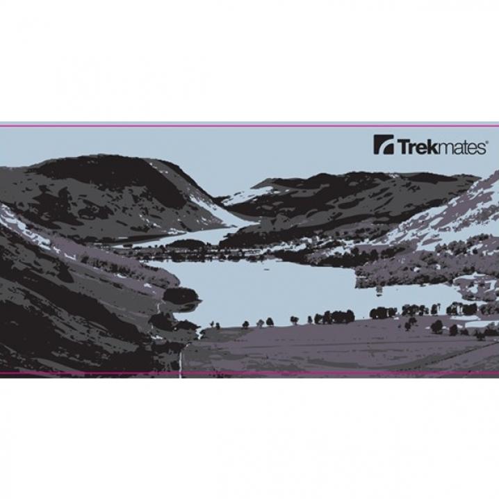 Trekmates Choob Polar Lakes Bandana Chp28