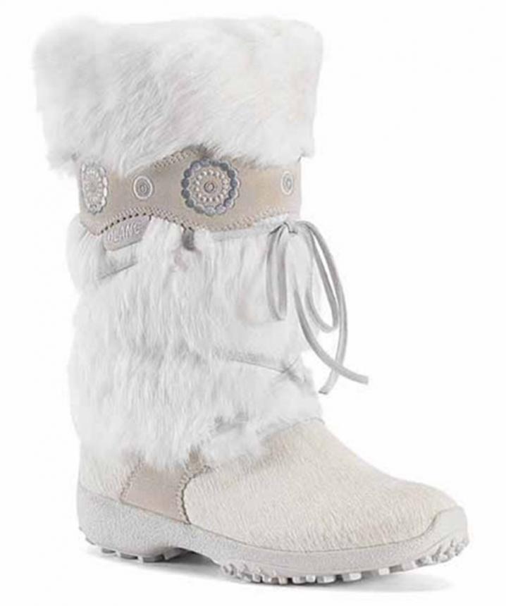 OLANG - Artik Tex Oc. System - Kadın Bot Beyaz