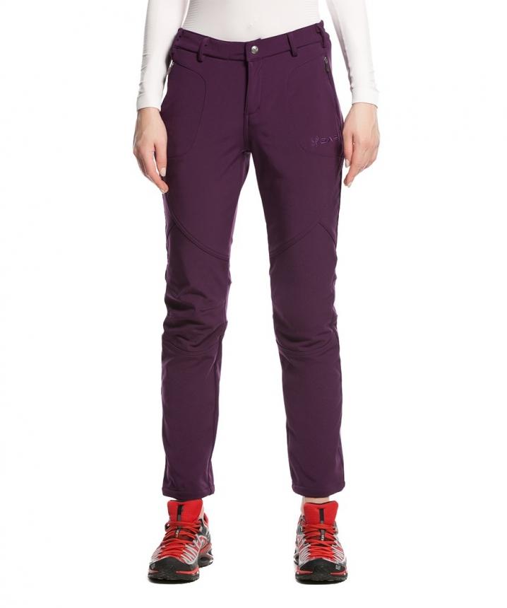 2AS - Mavral - Softshell Pantolon Mor