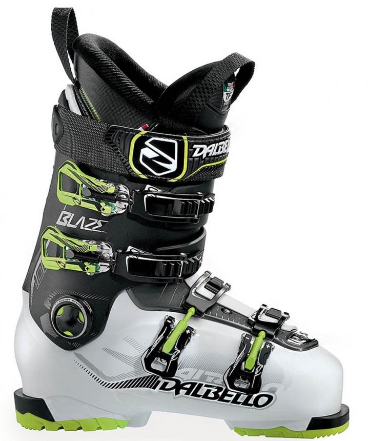 DALBELLO  BLAZE 100  MS Kayak Ayakkabısı Beyaz/Siyah