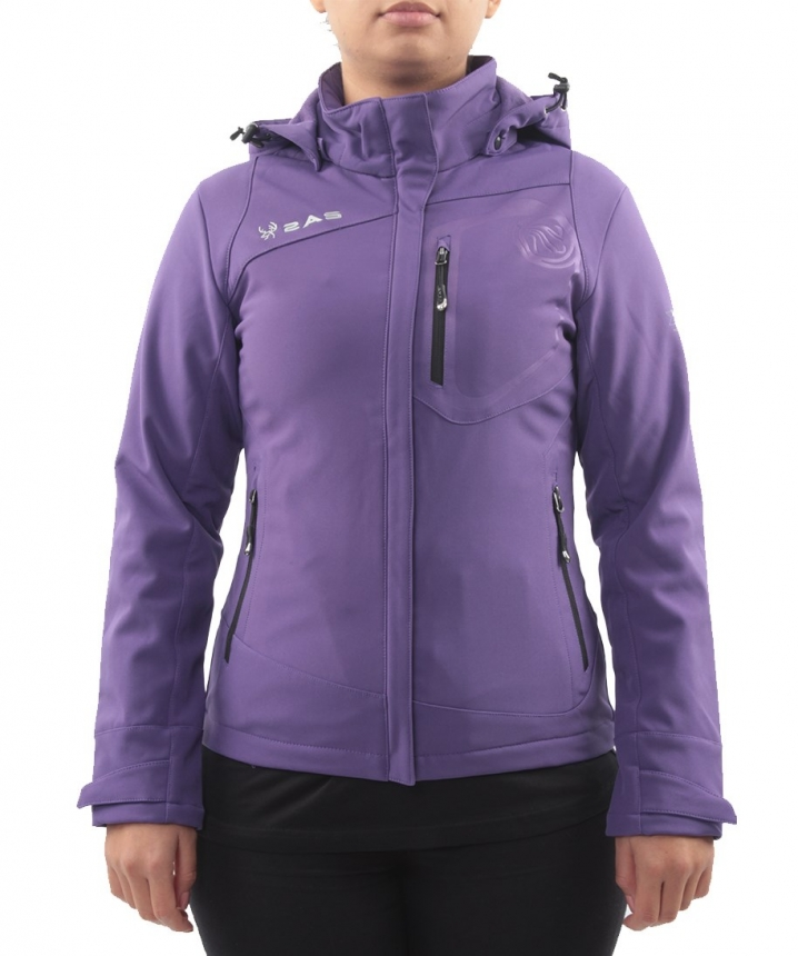 2AS - Angel Softshell Mont Mor