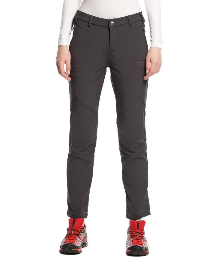 2AS - Mavral - Softshell Pantolon Gri