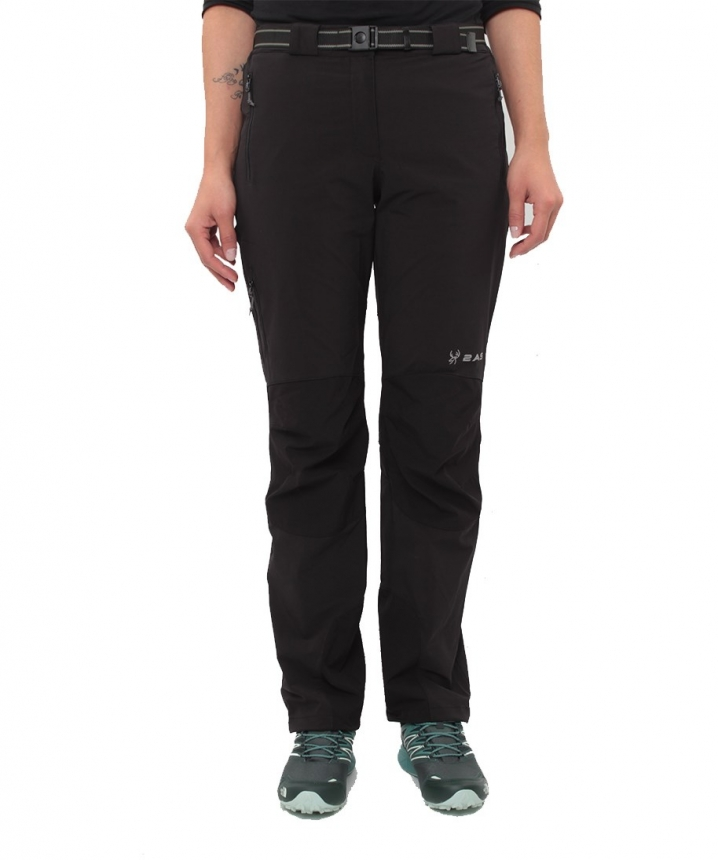 2AS - Vera Kadın Pantolon Siyah