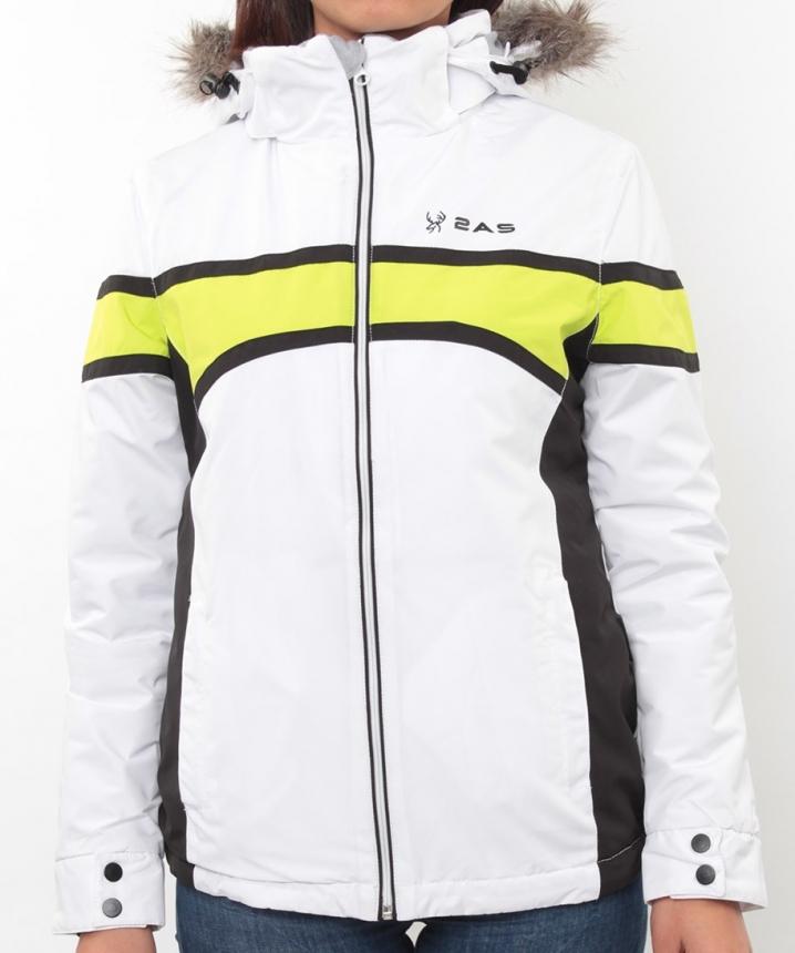 2AS - Bayan Kayak Montu Yeşil/Beyaz