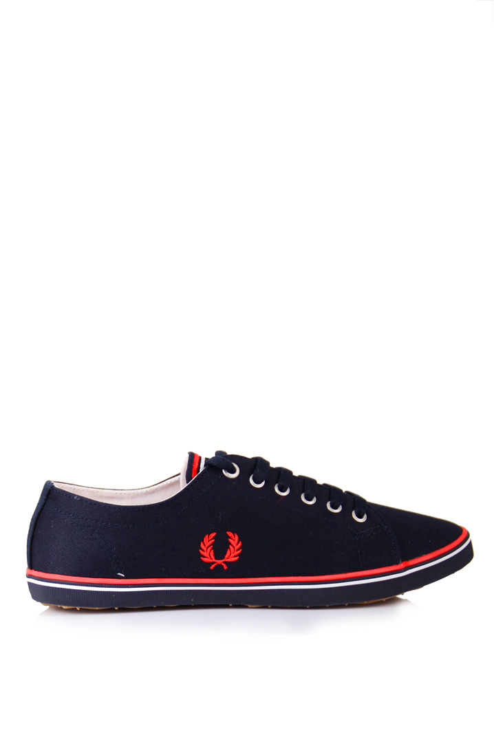 Fred Perry B6259W-F608 Lacivert