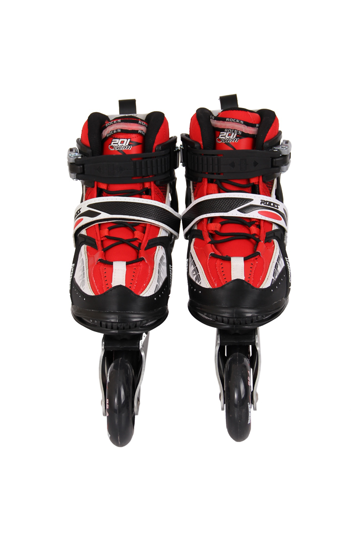 Roces 400699-Black/White/Red